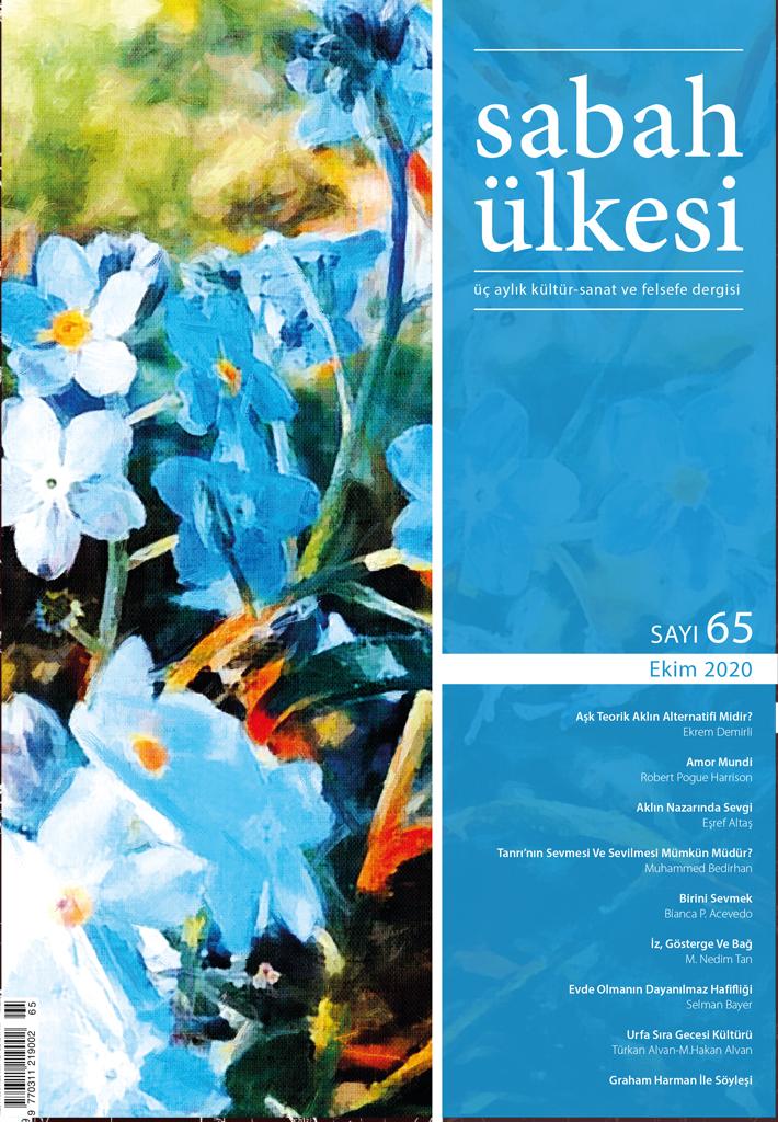 Sabah Ülkesi - Cover